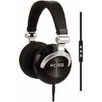 Koss ProDJ200 Over-Ear Headphones, black