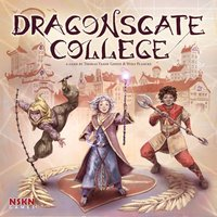Dragonsgate College Board Game