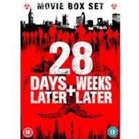 28 Days Later/28 Weeks Later DVD