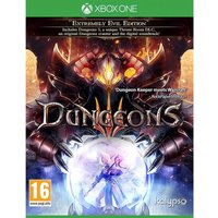 Dungeons III Extremely Evil Edition Xbox One Game