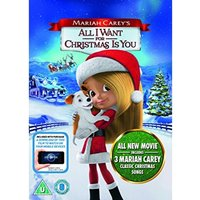 Mariah Carey's All I Want for Christmas is You 2017 DVD
