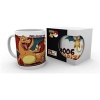 Pokemon Charizard Type Mug
