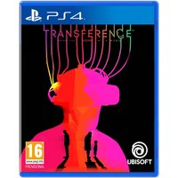 Transference PS4 Game (PSVR Compatible)