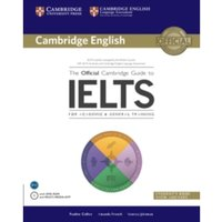 The Official Cambridge Guide to IELTS Student's Book with Answers with DVD-ROM by Vanessa Jakeman, Amanda French, Pauline...