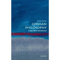 German Philosophy: A Very Short Introduction by Andrew Bowie (Paperback, 2010)