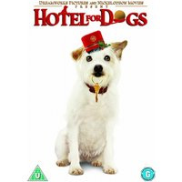 Hotel For Dogs Christmas Sleeve DVD
