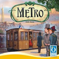 Metro 2nd Edition with 4 Expansions