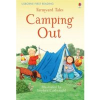 First Reading Farmyard Tales: Camping Out by Heather Amery (Hardback, 2016)