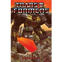 Transformers Best of the UK - Dinobots