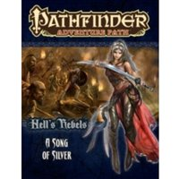 Pathfinder Adventure Path Hell's Rebels 4 of 6-A Song of Silver