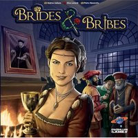 Brides and Bribes Board Game
