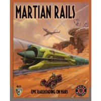 Martian Rails Board Game