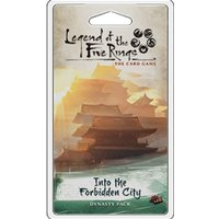 Legend of the Five Rings LCG: Into the Forbidden City Dynasty Expansion Pack