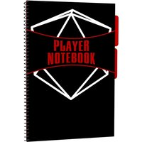 Player Notebook - Your Best Game Ever