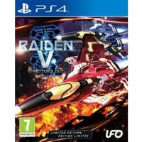 Ex-Display Raiden V Directors Cut Limited Edition PS4 Game Used - Like New