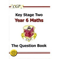 KS2 Maths Targeted Question Book - Year 6 by CGP Books (Paperback, 2008)