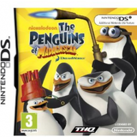 The Penguins Of Madagascar Game