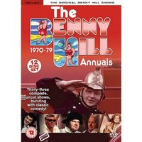 Benny Hill The Complete 70's Annual DVD