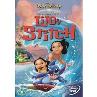 Lilo And Stitch DVD