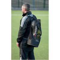 Precision Tubular 3 Ball Match Bag (Black)
