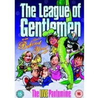 The League Of Gentlemen The Live Pantomime DVD
