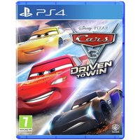 Cars 3 Driven to Win PS4 Game
