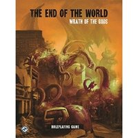 Wrath of the Gods - The End of the World RPG Board Game