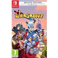 Wargroove Deluxe Edition Nintendo Switch Game
