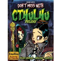 Don't Mess With Cthulhu Deluxe Edition Card Game