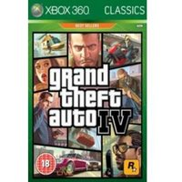 Grand Theft Auto IV 4 GTA Game (Classics)