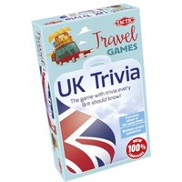 UK Trivia - Travel Edition Board Game