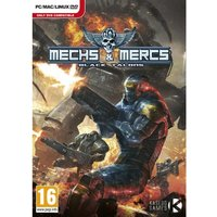 Mechs & Mercs Black Talons PC Game