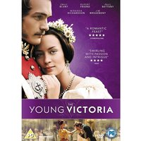 The Young Victoria DVD