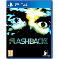 Flashback Limited Edition PS4 Game