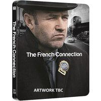 The French Connection Blu-ray (Limited Edition Steelbook)