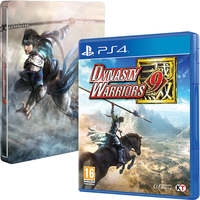 Dynasty Warriors 9 + Steelbook PS4 Game