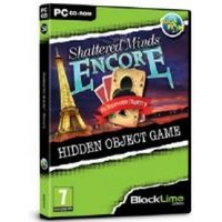 Shattered Minds: Encore Hidden Object Game for PC (CD-ROM)