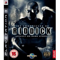 The Chronicles Of Riddick Assault On Dark Athena Game