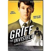 Griff The Invisible DVD