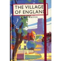 Brian Cook: The Villages of England Notebook