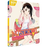 Nisekoi: False Love Season 1 Part 2 (Episodes 11-20) Blu-ray