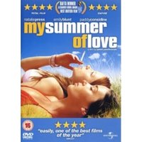 My Summer of Love DVD