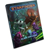 Starfinder Roleplaying Game: Alien Archive
