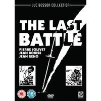 The Last Battle DVD