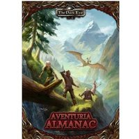 The Dark Eye RPG Aventuria Almanac Hardcover