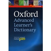 Oxford Advanced Learner's Dictionary, 8th Edition: Hardback with CD-ROM (includes Oxford iWriter) by Oxford University Press...