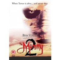 Bram Stokers Legend of The Mummy 2 DVD