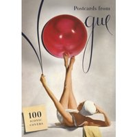 Postcards from Vogue : 100 Iconic Covers