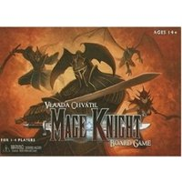 Ex-Display Mage Knight Board Game