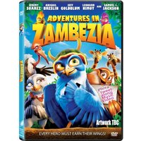 Adventures In Zambezia DVD